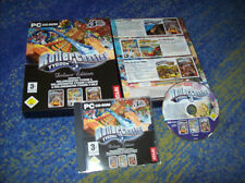 """RollerCoaster Tycoon 3 - Deluxe Edition u. Erweiterungen """"Soaked"""" und """"Wild BOX"""