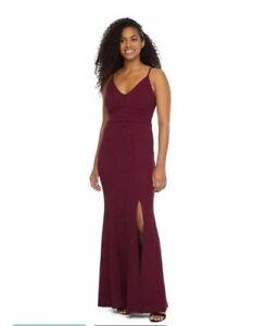 Junior Sleeveless Sheath Dress Size 1 Orig. Price $139.00