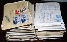 600x Brief Karte DDR Posten Sammlung Slg Lot EF MEF MIF Sonderstempel SST SOST