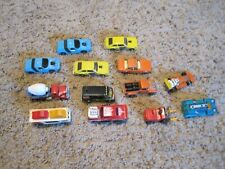 Lot Of  Vintage Hot Wheels & Matchbox Diecast Cars All 70s 80s