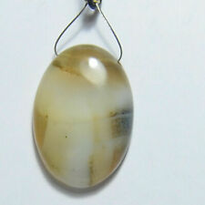 dendritic opal Cabochon pendant bead Gemstone
