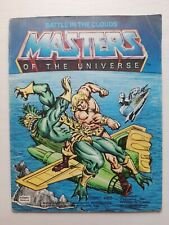 Motu- Mini comic. Battle in the clouds- Masters of the Universe. 1981.GER/ITAL
