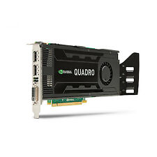 HP NVIDIA Quadro K4000 3GB GDDR5 Video Graphics Card 713381-001 700104-001