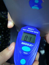 Digitaler Lackprüfer Lackschichten Messgerät Lackmesser Schichtdickenmessgerät