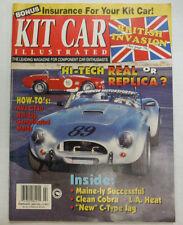 Kit Car Illustrated Magazine KVA GT40 February 1994 061015R