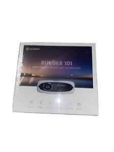 VANKYO Burger 101 Mini Projector W/DLP Technology New Factory Sealed No Reserve!