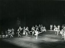 Paris Dance Ballet Theater Kirov The Sleeping Beauty Old Photo Bernand 1960