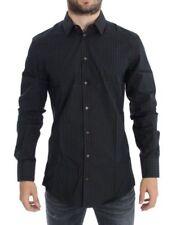 Big & Tall Button Cuff Formal Shirts for Men 5XL Chest