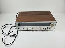 Vintage Samsung Model SS-3490 AM/FM Stereo Receiver
