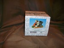 Fitz & Floyd Charming Tails Figurine A Treasure Of Memories Special Edition 2000