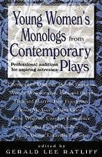 Young Women's Monologues from Contemporary Plays: Professional Auditions for Asp