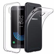 Samsung Galaxy J5 2017 Handy Hülle Silikon Case Schutzhülle Cover transparent