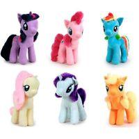 Peluche My Little Pony H 20cm Plush Twilight Sparkle Pinkie Pie Rainbow Dash