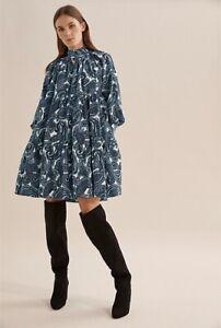 COUNTRY ROAD Beautiful Paisley Dress Size 16