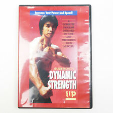 DYNAMIC STRENGTH DVD Isometrics Body Weight Exercises Harry Wong Martial Arts