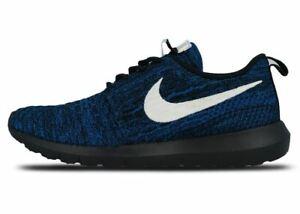 [NEU] Nike Roshe NM Flyknit FK WMNS Gr 37,5 38 blau dark obisian 843386 404