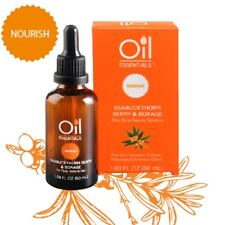 ISRAEL OIL ESSENTIALS NOURISH SEABUCKTHORN BERRY & BORAGE FOR FACE, BODY & HAIR