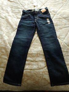 Gymboree Boys Size 8 Denim  Skinny Jeans NWT