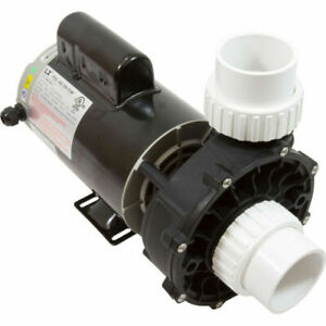 """Pump, LX 56WUA, 4.0hp, 230v, 2-Spd, 56Fr, 2.5"""" x 2.5"""", SD"""