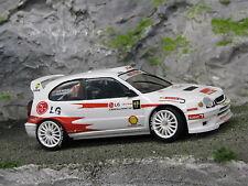 QSP Toyota Corolla WRC 2005 1:24 #17 Wevers / van Weeren Almere Rally 2007