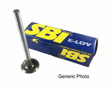 SBI 01192 and SBI 01195 Set of Intake & Exhaust Valves for Small Block Chevy SBC