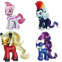 My Little Pony POWER PONIES Exclusive Fili Second Pinkie Pie Zapp Rainbow Dash