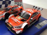 """Carrera Digital 132 30837 20030837 Audi RS 5 DTM """" J. Green, No. 53 """" NEU OVP"""