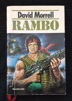 Rambo, David Morrell, trad. di Donata Migone, Euroclub 1983