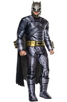 Deluxe Armored Batman Adult Costume & Mask. Batman vs Superman,  FREE SHIPPING!