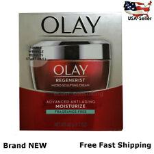 Brand New Olay Regenerist Micro-Sculpting Cream Anti Aging Moisturizer FREE SHIP