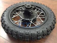 "10"" REAR STEEL RIM WHEEL HUB DRUM BRAKE FOR XR50 CRF50 XR 50 P WM03K"