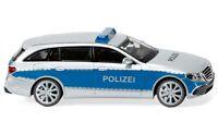 #022710 - Wiking Polizei - MB E-Klasse S213 - 1:87