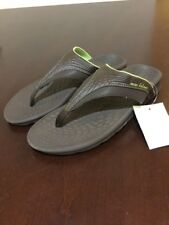 Womens New Balance Flip Flops Thongs Shoes New Size 7 Revitalize XW6030BR