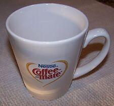Nestle COFFEE-MATE Ceramic 12oz Mug WHITE ~ NWOT