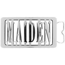 Iron Maiden - Logo Belt Buckle