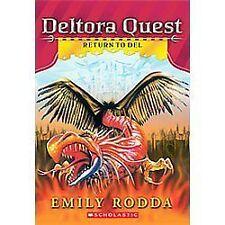 Deltora Quest #8: Return to Del-ExLibrary