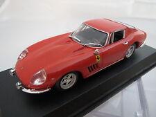 Best 9006 Ferrari 275 GTB 4 Rally M. Carlo 66, rot, 1:43, unbespielt, TOP !