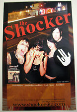 "The Shocker 11 x 17"" Promo Poster Jennifer Finch L7"