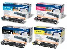 4x TONER Original BROTHER DCP9010CN HL-3040CN 3070CN 3070CW MFC-9120CN 9320CW