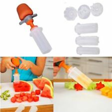 Creative Vegetable Fruit Shape Cutter Slicer Veggie Food Snack Maker Decoration