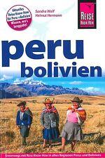 PERU & BOLIVIEN Reiseführer REISE KNOW-HOW 2014 M Südamerika Reisehandbuch V2