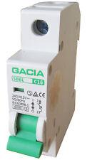 Leitungsschutzschalter GACIA SB6L 1P C16A, Sicherungsautomat MCB