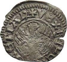 1382-1400 Venice ( Italy) Doge Antonio Venier- Silver  Tornesello