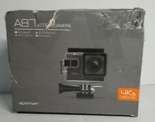 APEMAN A87 Action Camera Touch Screen 4K 60FPS 20MP Wi-Fi