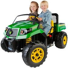 John Deere XUV 550 12V Ride On Childrens Gator by Peg Perego