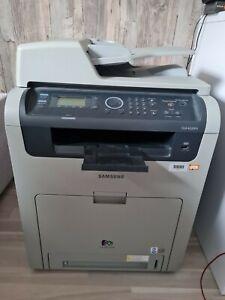 Samsung CLX-6220FX All-in-One Farblaserdrucker (Achtung! Einzelblatteinzug hakt)