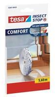 Tesa Insecte Arrêt Moustiquaire Comfort Bande Velcro - Rouleau de Remplacement