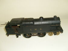 HORNBY 0 GUAGE NUMBER 2 LMS TANK LOCO CLOCKWORK MODIFIED PAINTED BLACK