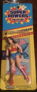 Kenner Toys 1986 Super Powers DC Collection Wonder Woman Sealed In Box! Rare!