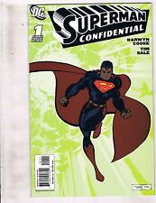 Lot of 5 Superman Confidential DC Comic Books #1 10 11 12 13 BH53